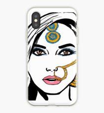 Nath Lady  iPhone Case