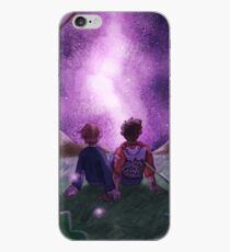 Vinilo o funda para iPhone Be More Chill Night Sky