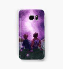 Be More Chill Night Sky Samsung Galaxy Case/Skin