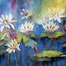 Water Lilies by bevmorgan