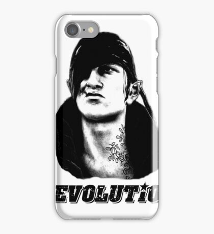 Che Iorveth - Viva la Scoia'tel Revolution! iPhone Case/Skin