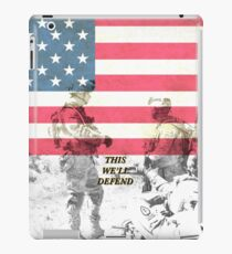 United States Army iPad Case/Skin
