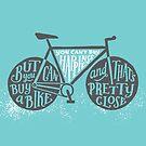 «Usted no puede comprar la felicidad (trullo)» de Wes Franklin