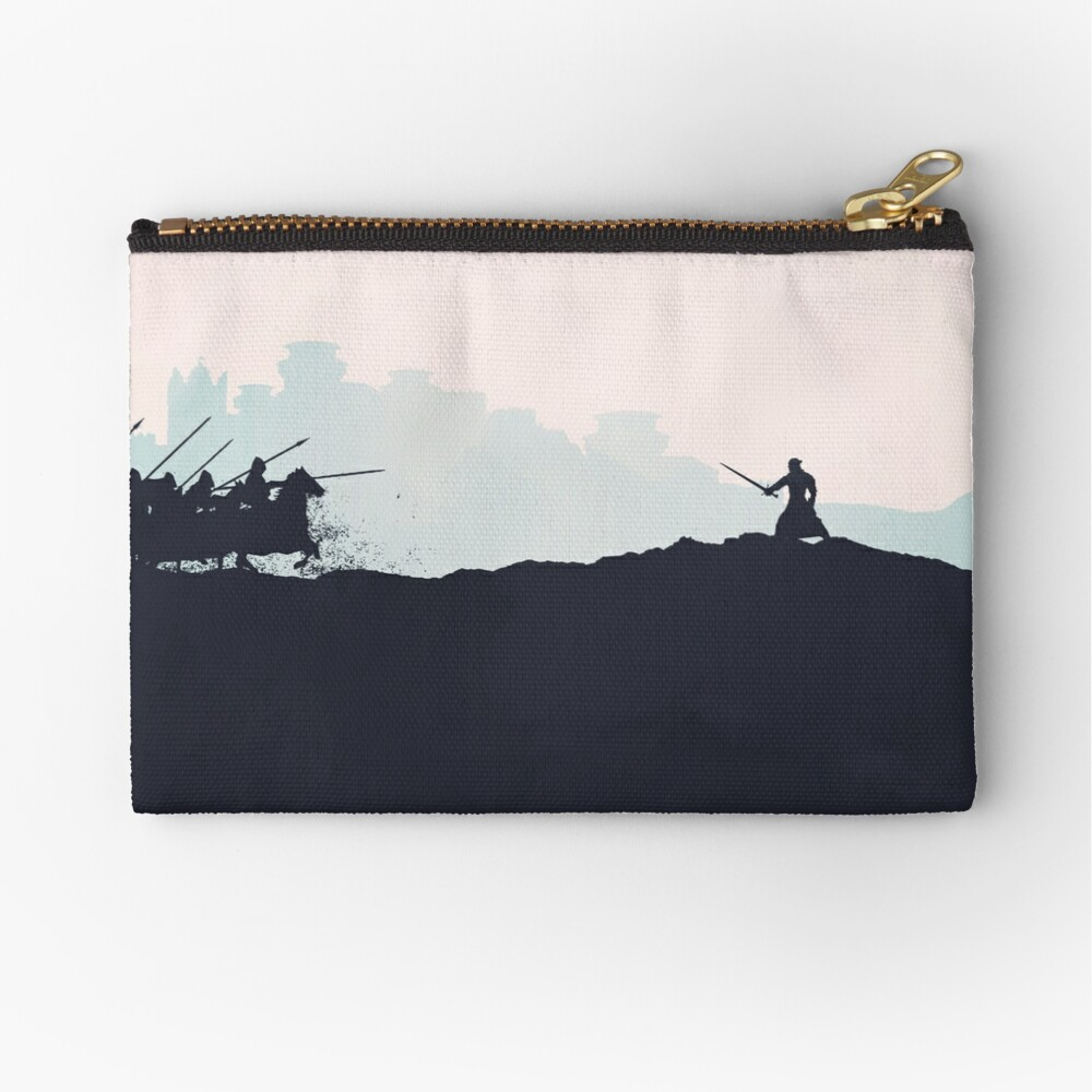 Battle of the Bastards Zipper Pouch