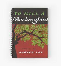 To Kill A Mockingbird Spiral Notebook