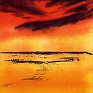 Desert Heat by Ron C. Moss