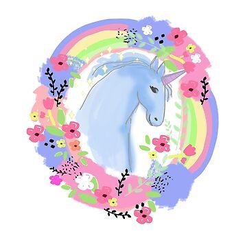 Unicorn Pride by muktalata-barua