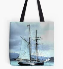 NOT ALL BLUE DAYS ARE BAD........! Tote Bag