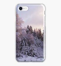Taunus sunrise iPhone Case/Skin