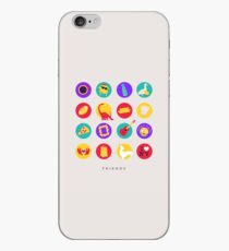 Friends | Things Poster iPhone Case