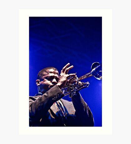 Jazz Messengers 05 Art Print