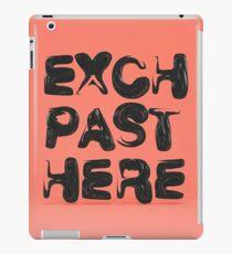 EXCH iPad Case/Skin