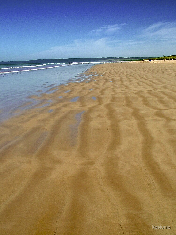 ocean beach by kasiunia