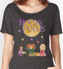 Hocus Pocus Sisters Women's Relaxed Fit T-Shirt