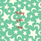 Today is the day by Ian McKenzie