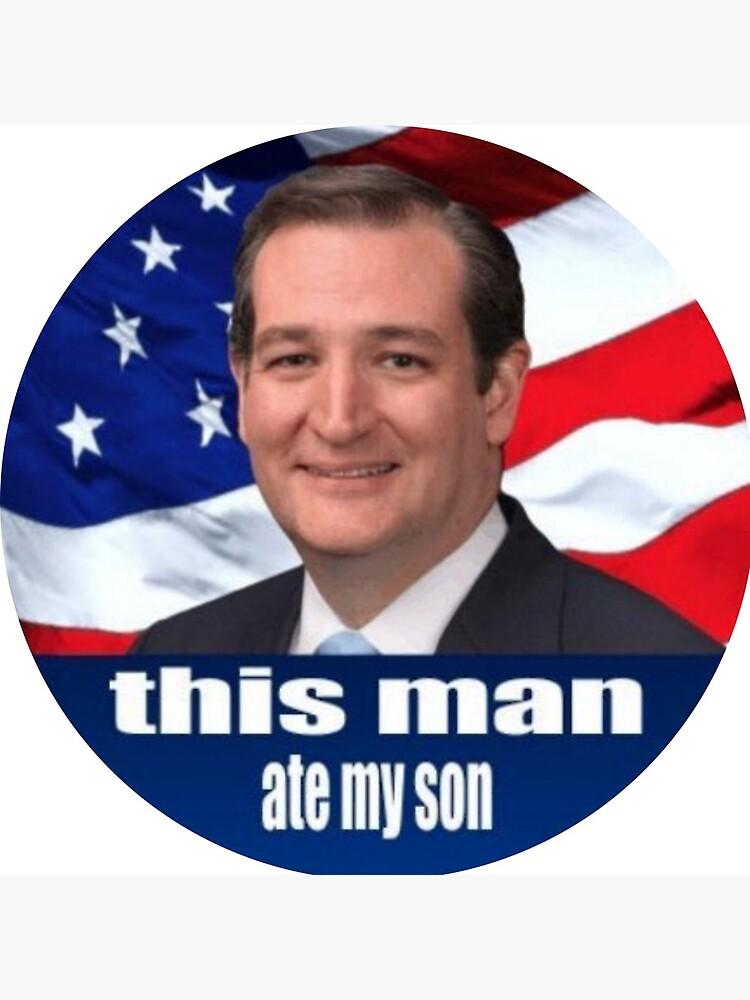 Dieser Mann hat meinen Sohn gegessen von Cheesy-Puffs