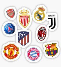 FootballClubs Sticker