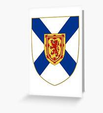Nova Scotia, Canada Greeting Card