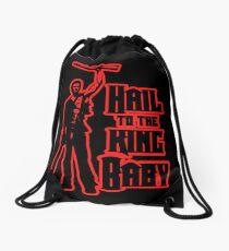 Evil Dead - Hail To The King Baby Drawstring Bag