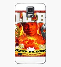 Lil B - Evil Red Flame Case/Skin for Samsung Galaxy