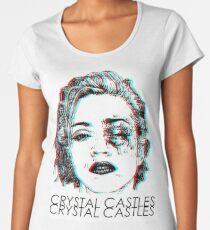 Crystal Castles Shirt Women's Premium T-Shirt