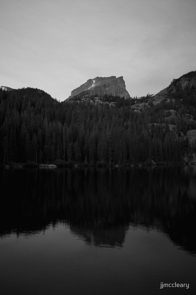 Dawn at Hallett Peak by jjmccleary