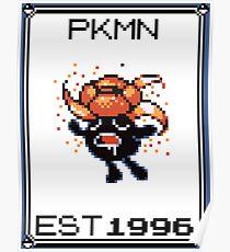 OG Pokemon - Gloom Poster