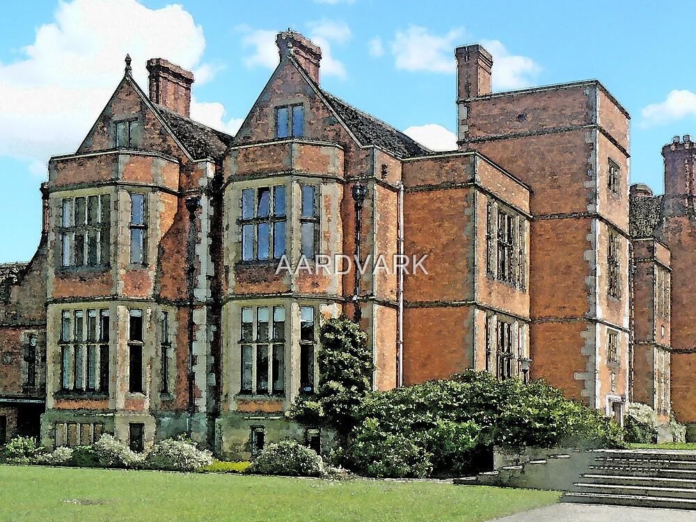 The University Of York - Heslington Hall by AARDVARK
