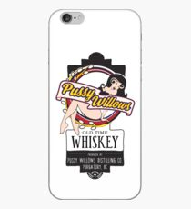 Pussy Willows Whiskey iPhone Case