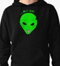 Sudadera con capucha Ripndip Alien