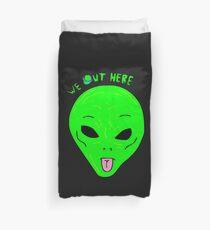 Ripndip Alien Duvet Cover