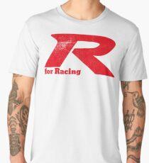 R for Racing Type Men's Premium T-Shirt
