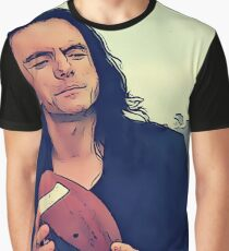 Johnny Graphic T-Shirt
