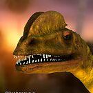 Dilophosaurus by 3dHistory