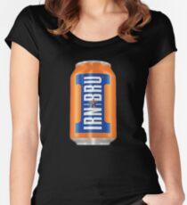 IRN BRU Women's Fitted Scoop T-Shirt