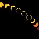 Growing Ring of Fire – 2012 Annular Eclipse by Owed To Nature
