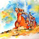 Desert comfort by bettymmwong