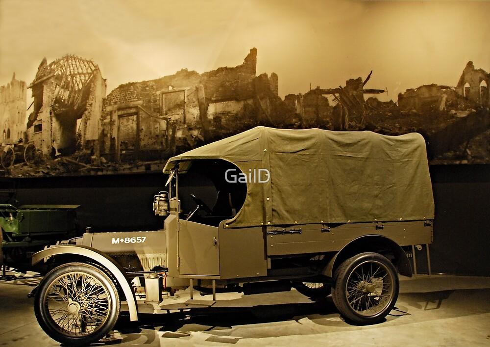 WW1 Army Truck by GailD