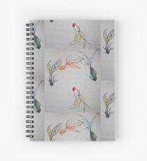 Goldfish Pond (close up #8) Spiral Notebook