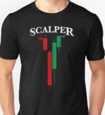 Scalper Forex Unisex T-Shirt