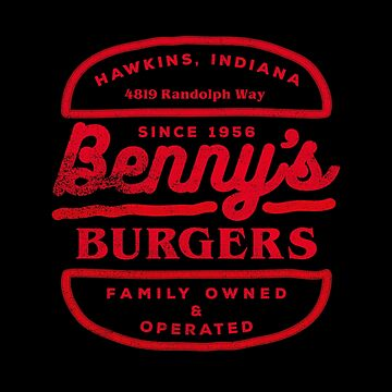 Benny's Burgers by melvtec