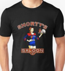 Wynonna earp Shorty's Saloon Unisex T-Shirt