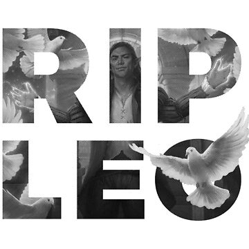 rip leo by Graphiccontent