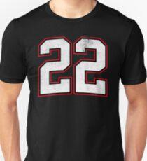 Number Twenty Two 22 T-Shirt