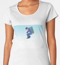 LIFE - RETHINK WHAT YOU CAN DO Women's Premium T-Shirt
