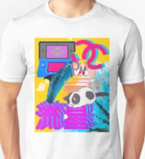 VaporWave Kitty T-Shirt