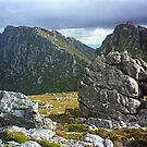 Mt Aldebaren by Travis Easton