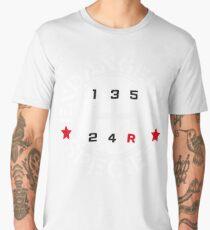 Manual Transmission Endangered Species Men's Premium T-Shirt