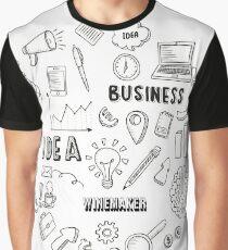WINEMAKER Graphic T-Shirt