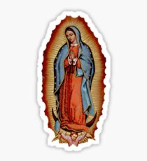 Virgen de Guadalupe  Sticker